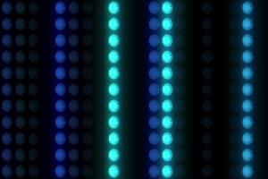 舞台背景竖着蓝色闪光 虚拟背景视频 演唱会背景视频下载
