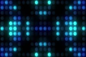 舞台背景蓝色闪光3 虚拟背景视频 演唱会背景视频下载