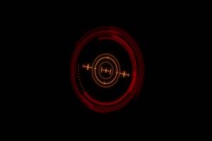 魔法光效7 能量球 八卦阵 武侠特效 特效牛 精品手机特效图片