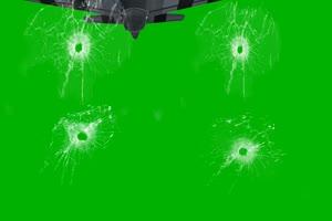 飞机扫射屏幕手机特效图片