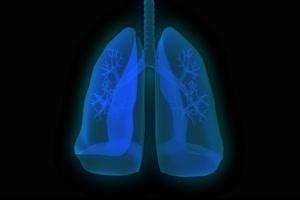 病毒 细菌 新冠病毒 肺炎 肺部1手机特效图片