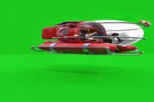 新版潜艇素材分享 @三原色VFX 素材整理来自@高清特效素材库