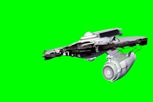 航天飞机 宇宙飞船 UFO飞船 天空科技 22  特效牛绿手机特效图片