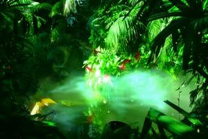 梦幻森林 高清背景素材MP4 在线下载手机特效图片