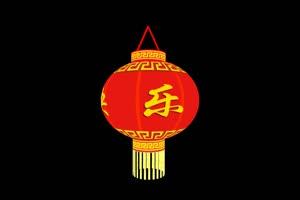 春节 灯笼绿布和绿幕视频抠像素材