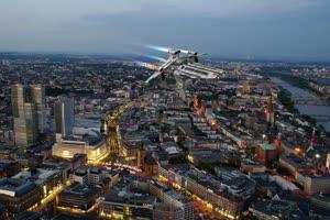航天飞机 宇宙飞船 UFO飞船 天空科技 15  特效牛绿手机特效图片