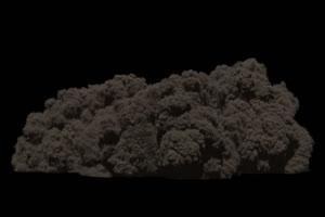 爆炸 烟雾 烟尘 炸裂 免抠像 特效素材 40手机特效图片