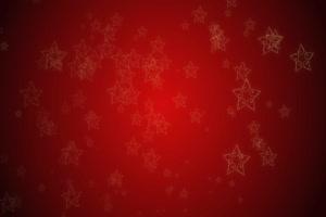 圣诞镂空星星背景素材 特