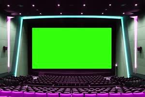 电影院 相框 绿屏抠像 巧影AE 特效素材 4手机特效图片