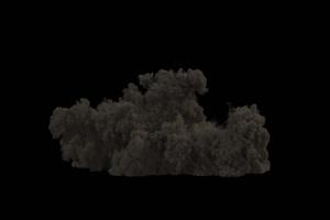 爆炸 烟雾 烟尘 炸裂 免抠像 特效素材 3手机特效图片