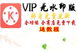 巧影最新版破解版无水印VIP免费提取码:8888手机特效图片