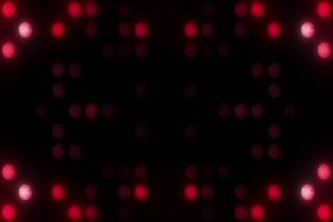 舞台背景红色闪光2 虚拟背绿布和绿幕视频抠像素材