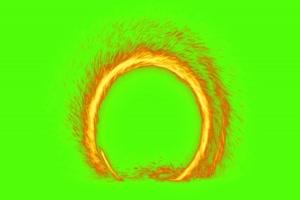 传送门 粒子魔法 穿越 火山快手抖音ae特效绿屏抠