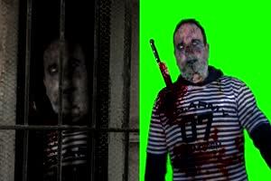 僵尸 丧尸 绿屏抠像 特效绿布和绿幕视频抠像素材