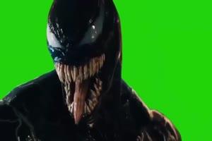 毒液 恐怖角色 怪兽手机特效图片