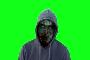 僵尸 丧尸 绿屏抠像 特效素材 7[公众号 texiao8 回