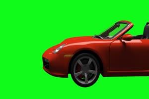 跑车绿幕素材手机特效图片
