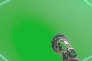 守望先锋12 卢西奥大招 特效抠像 绿屏抠像视频手机特效图片