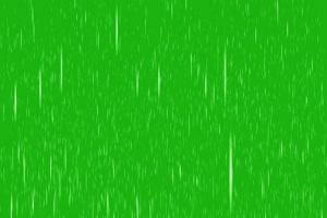 下雨 绿屏抠像素材 巧影特