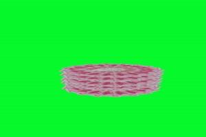 人民币 天降人民币 下钱 4 绿屏抠像素材 巧影A手机特效图片