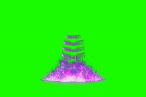 人物 4 火影忍者 特效绿屏 抠像素材手机特效图片