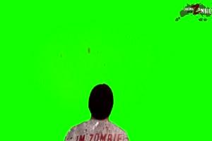 僵尸 丧尸 绿屏抠像 特效素材 21[公众号 texiao8 回