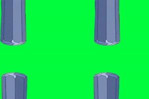 抖音潜水艇柱子素材 热门素材 绿幕视频素材 配手机特效图片