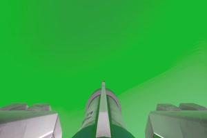 守望先锋7 堡垒坦克模式 特效抠像 绿屏抠像视频手机特效图片