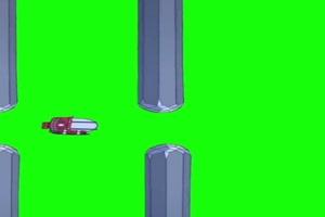 潜艇王者变态加速版你敢挑战吗  潜艇王者 绿幕手机特效图片