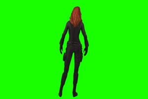 黑寡妇 2 漫威英雄 复仇者