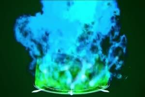 魔法阵 特效 火影忍者 特效绿屏 抠像素材