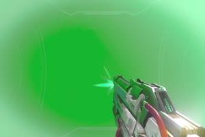 守望先锋3 战术目镜 特效抠像 绿屏抠像视频手机特效图片