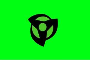 飞刀 陀螺 火影忍者 特效绿屏 抠像素材手机特效图片