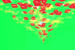 红包飞天 红包雨手机特效图片