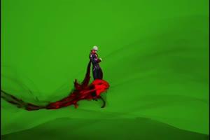 嬴政绿屏素材 王者荣耀绿幕素材 抠像素材下载手机特效图片