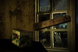 僵尸 丧尸 绿屏抠像 特效