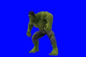 绿巨人 浩克 咆哮 2 漫威英