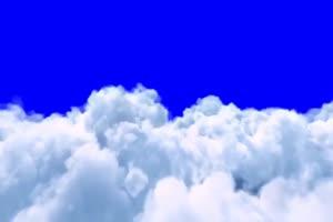 穿梭云层用来做御剑术空中飞行 云层之上 云层手机特效图片
