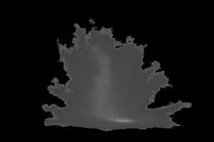 爆炸烟雾 火焰 带通道免扣素材Groundblast手机特效图片