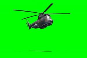 直升机 飞机 航天飞机 绿屏抠像素材 巧影AE 28 免手机特效图片