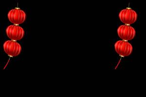 春节除夕新年抠像视频特效素材 带通道透明通道手机特效图片