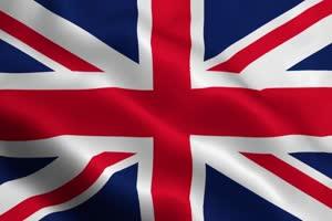 英国 国旗绿幕后期抠像视频特效素材@特效牛免费手机特效图片
