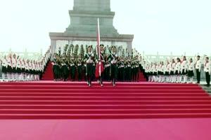 免费党政国庆节视频素材下载 2 走向复兴 有音乐