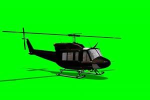 直升机 飞机 航天飞机 绿屏抠像素材 巧影AE 33 免手机特效图片