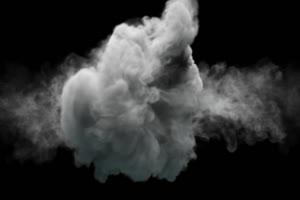 武侠素材 烟雾魔法 冲击波