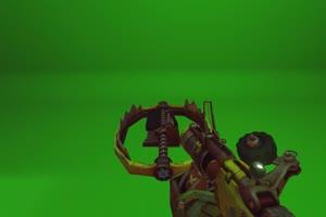 守望先锋18 狂鼠 特效抠像 绿屏抠像视频手机特效图片