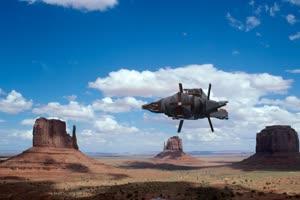 航天飞机 宇宙飞船 UFO飞船 天空科技 14  特效牛绿手机特效图片