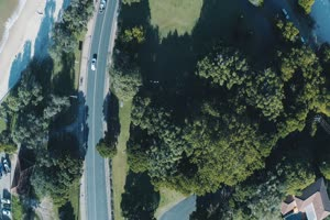 2K航拍 平凡之路盘山公路手机特效图片