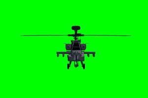 直升机 飞机 航天飞机 绿屏抠像素材 巧影AE 17手机特效图片
