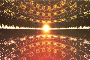17光轮宇宙 空间舞台led背